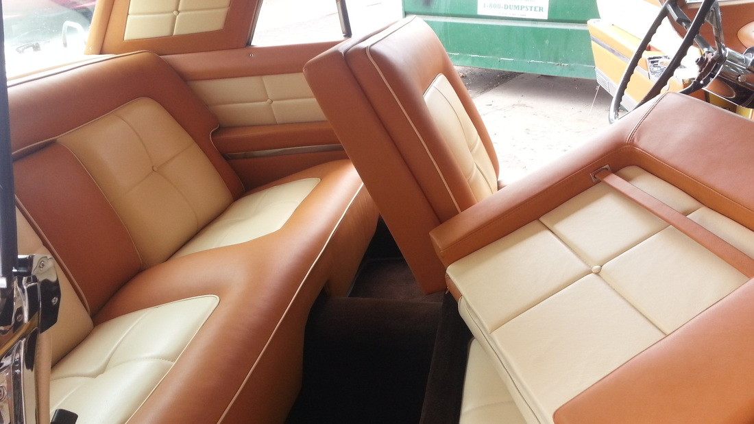 Mark Luhr S Custom Upholstery Home